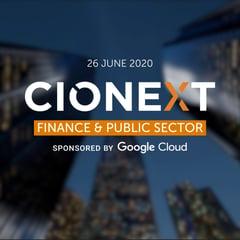 CIONEXT | Finance & Public Edition - June 26th 2020