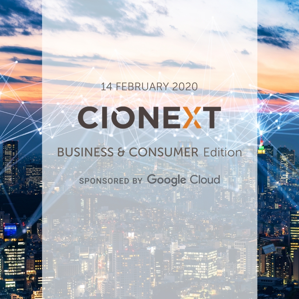 CIONEXT | Business & Consumer Edition - February 14th 2020