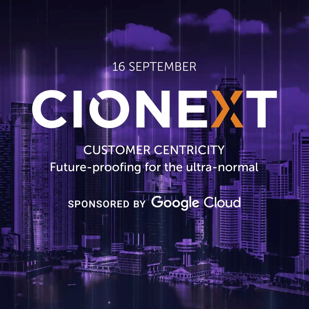 CIONEXT | Customer Centricity & Award Ceremony Edition - September 16th 2020