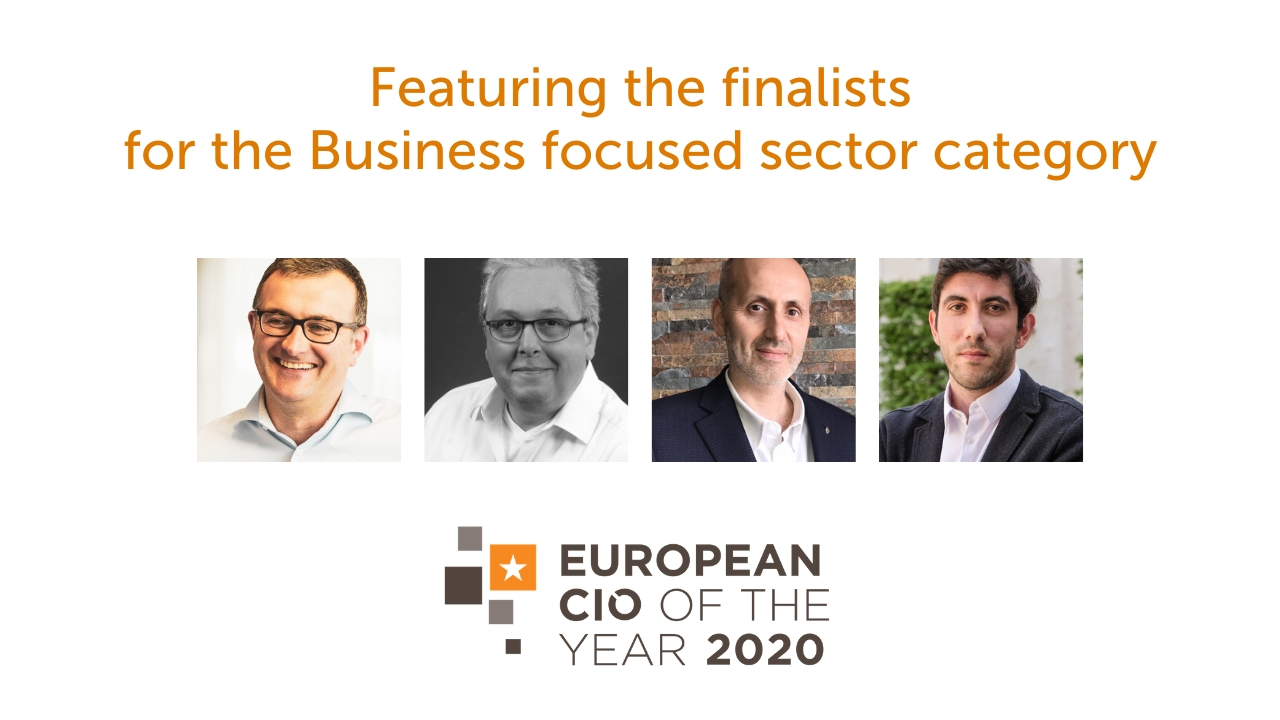 CIONEXT | Business & Consumer Edition - ECOTY 2020 Finalists - B2B