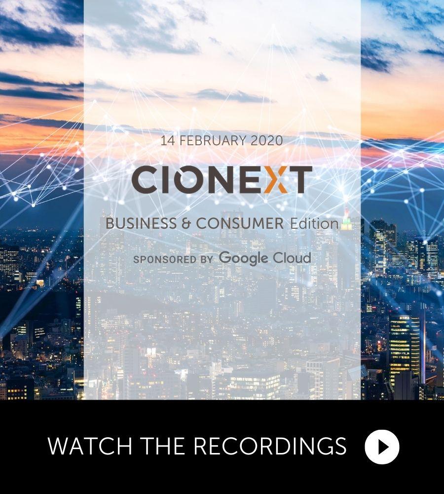 CIONEXT | Business & Consumer Edition - Recordings
