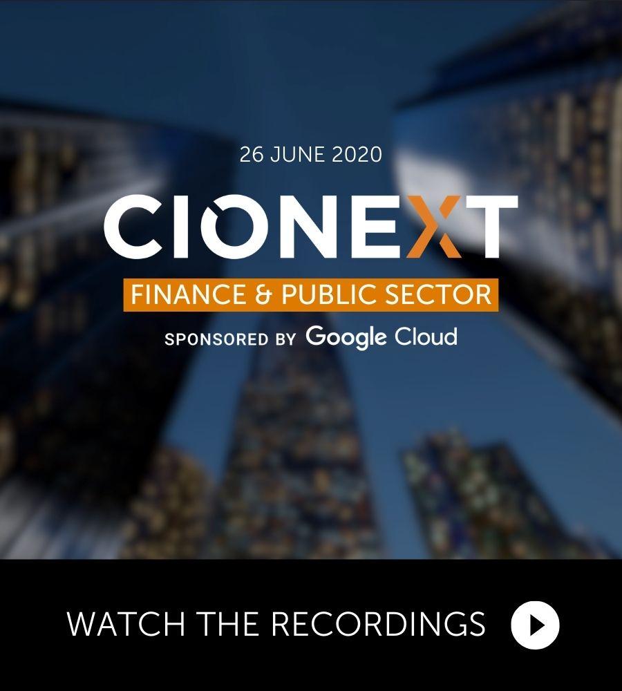 CIONEXT | Finance & Public Edition - Recordings